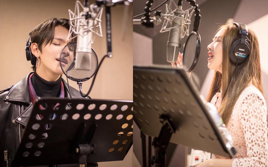 [코미카] 겨울 감성 로맨스 웹툰 <분홍분홍해> OST 27일 전격 공개!