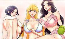 목욕탕집 여자들