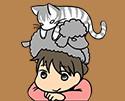내 어린고양이와 늙은개 (재)