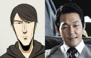 강천수 - 박성웅
