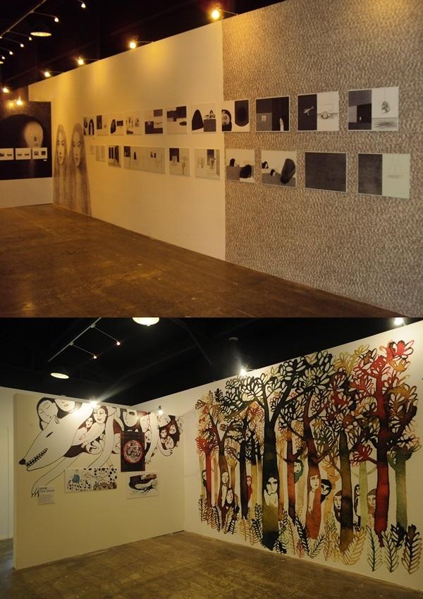김성진 대표는 2012년 부천국제만화축제(BICOF)의 총괄PD를 담당하며 을 기획했다. '프랑스에서 활동하는 한국 작가'를 모티브로 네 명의 작가와 함께 진행했다.