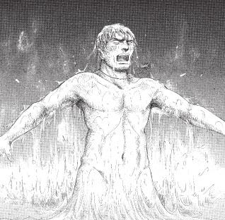 물속에 빠지면 루시우스는 타임슬립을 한다.