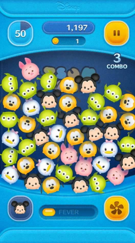 ▲디즈니에서 출시한 마블 쯔무쯔무 게임(위)과 디즈니 쯔무쯔무 게임(아래)