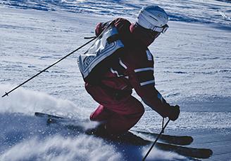 [스트레칭] 겨울 스포츠 스키가 내 몸을 망친다?! | 출처 : 굿닥