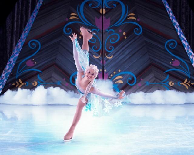 아이스 뮤지컬 '겨울왕국 : 디즈니 온 아이스'.
