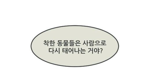 [웹툰 리뷰]환생동물학교 - 엘렌 심