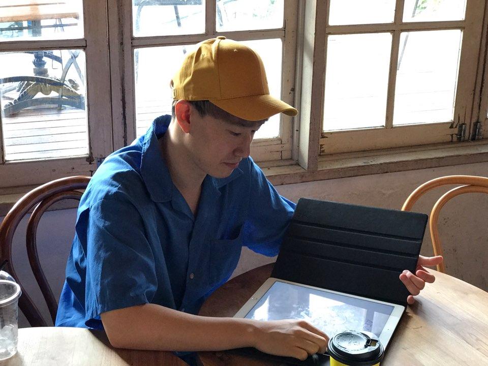 화제의 작가를 만나다 25 - '바나나툰' 와나나 작가 인터뷰
