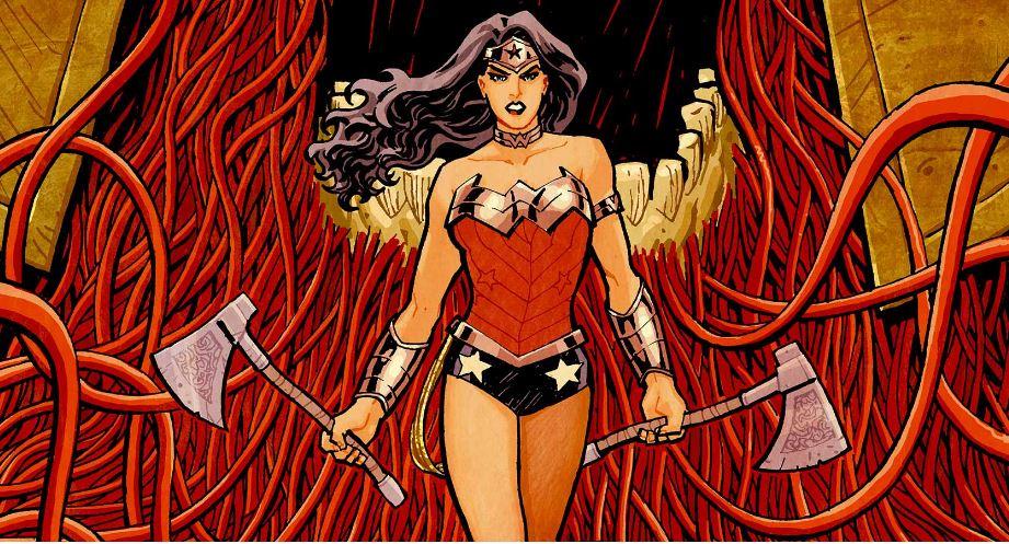 <베드맨 대 슈퍼맨>의 유일한 성과, 인지도 높은 여성히어로 <원더 우먼>