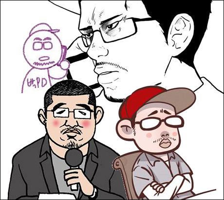 SPECIAL. 만화가 없는 만화인 이야기 #02.웹툰 프로듀서 박정서