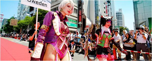 일본의 만화행사와 축제