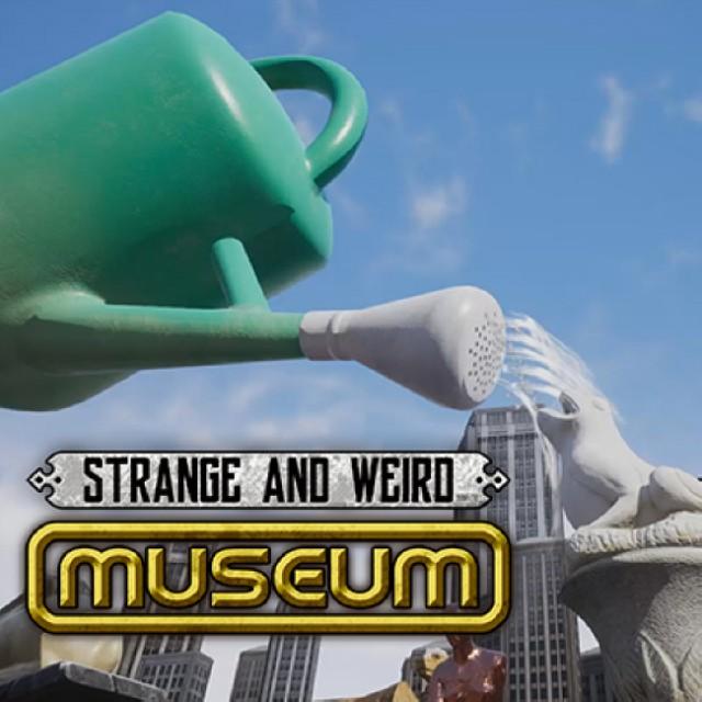 이상하고 기묘한 박물관